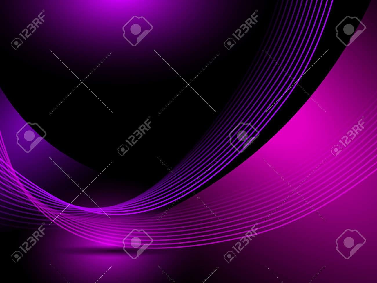 Abstract purple background lines Stock Vector - 16655859
