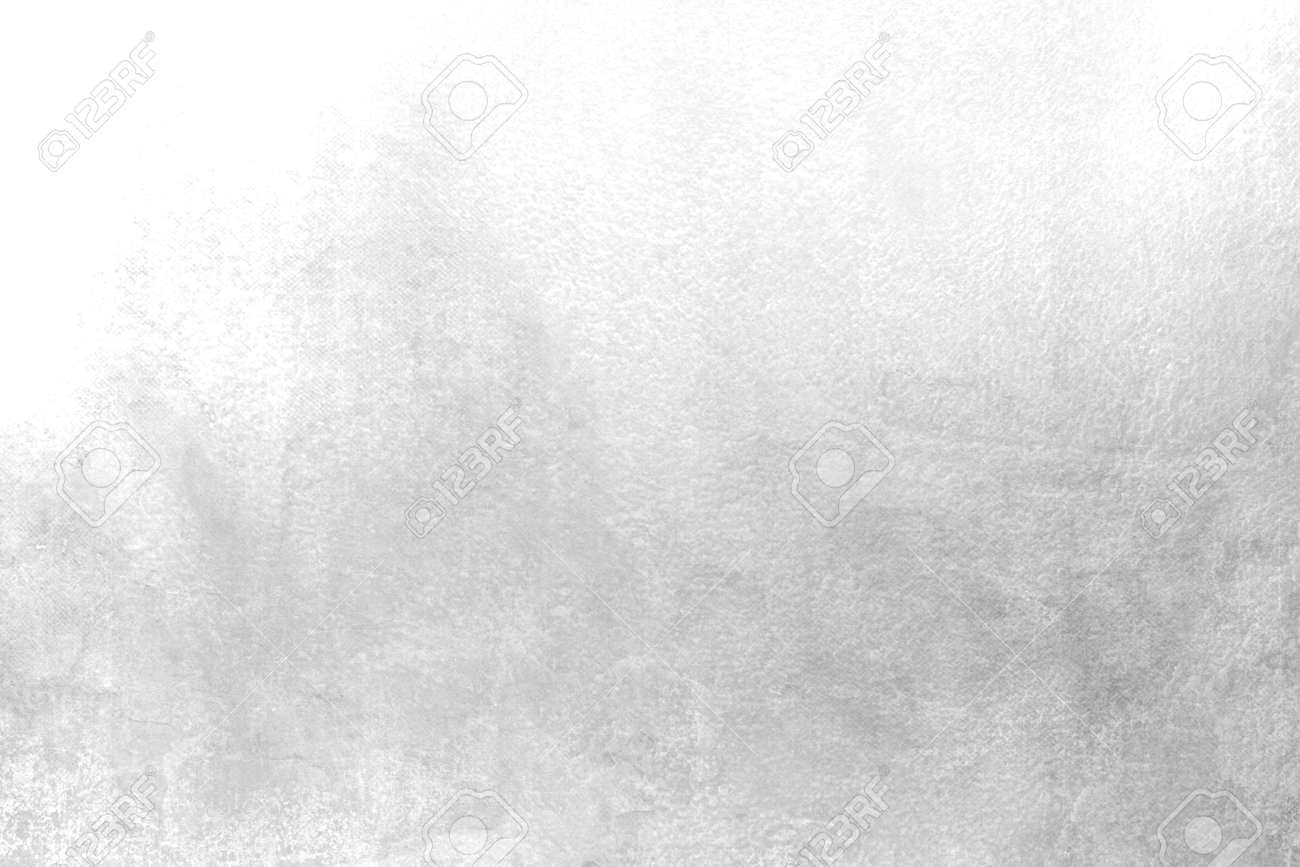 white grey background in soft grunge style concrete texture