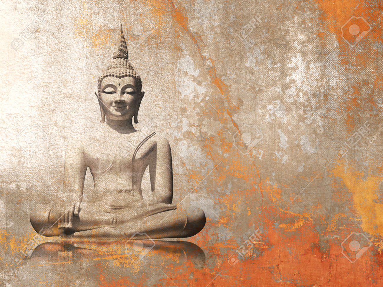 buddha meditation background stock photo picture and royalty free