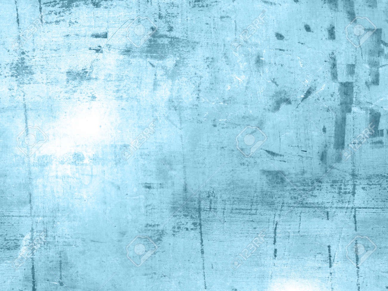 Cyan Background Abstract Light Blue Grunge Texture