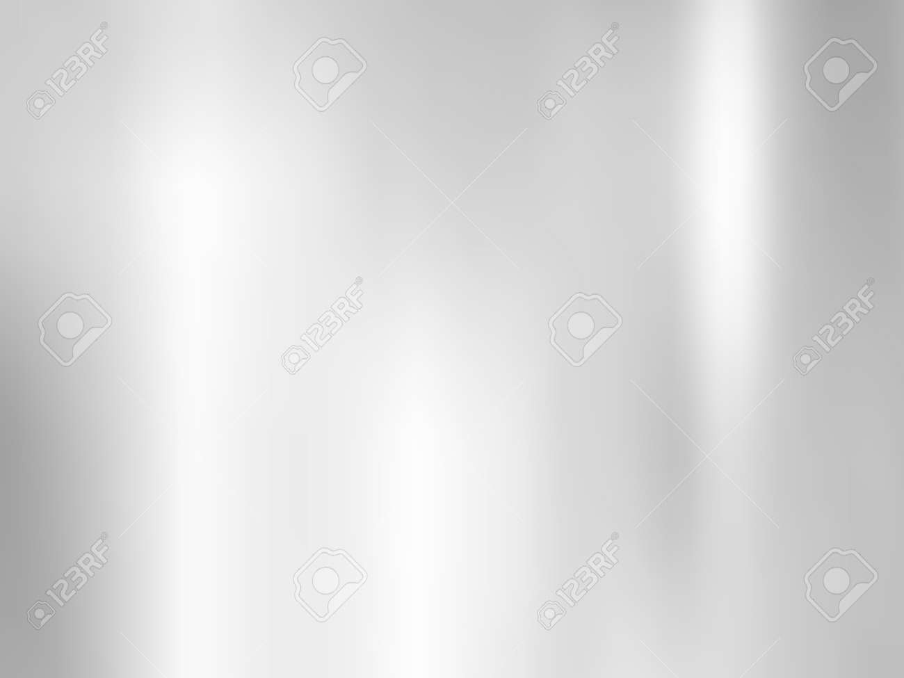 Gray background gradient - abstract silver metal texture - 94394061