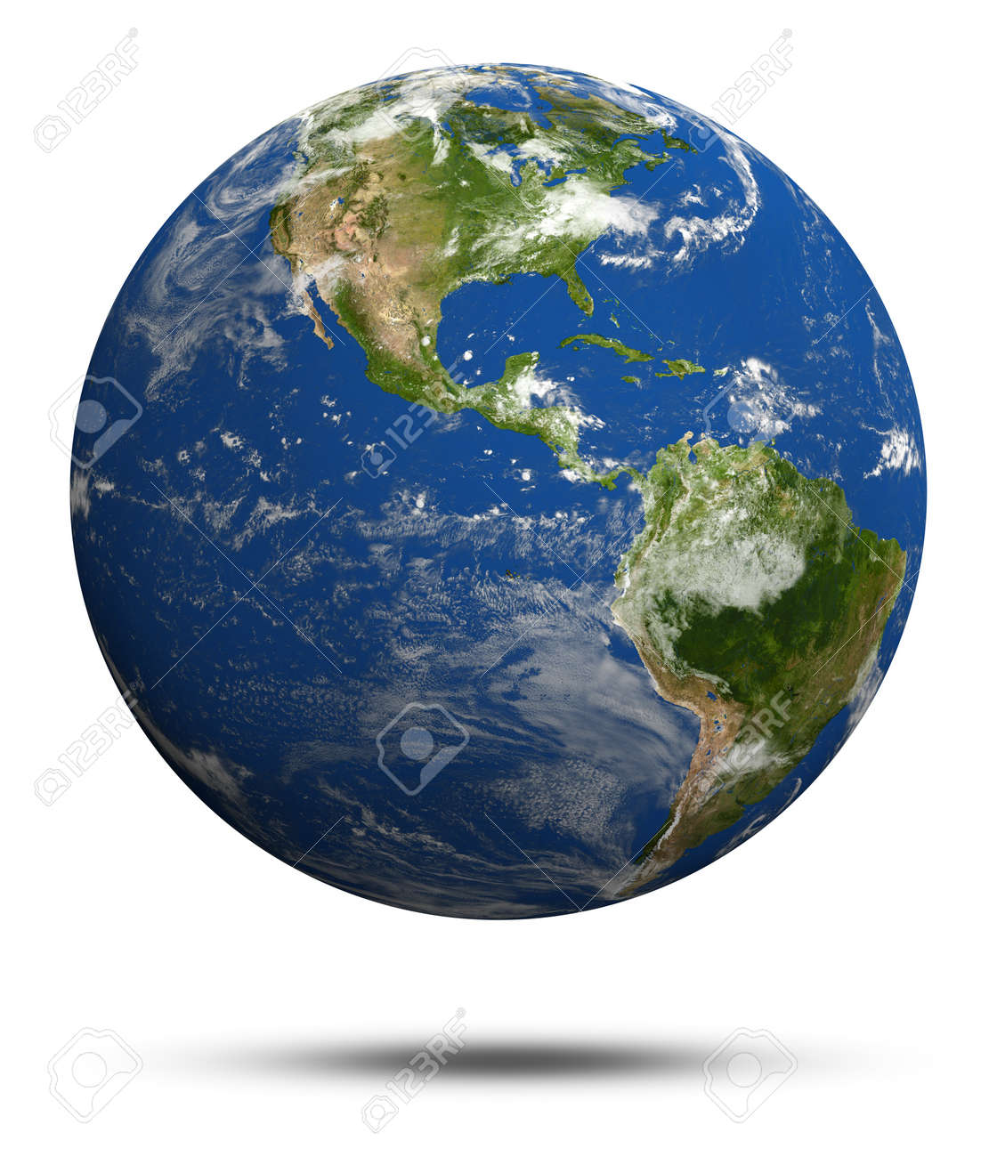 Planet earth 3d render earth globe model maps courtesy of nasa planet earth 3d render earth globe model maps courtesy of nasa stock photo gumiabroncs Image collections
