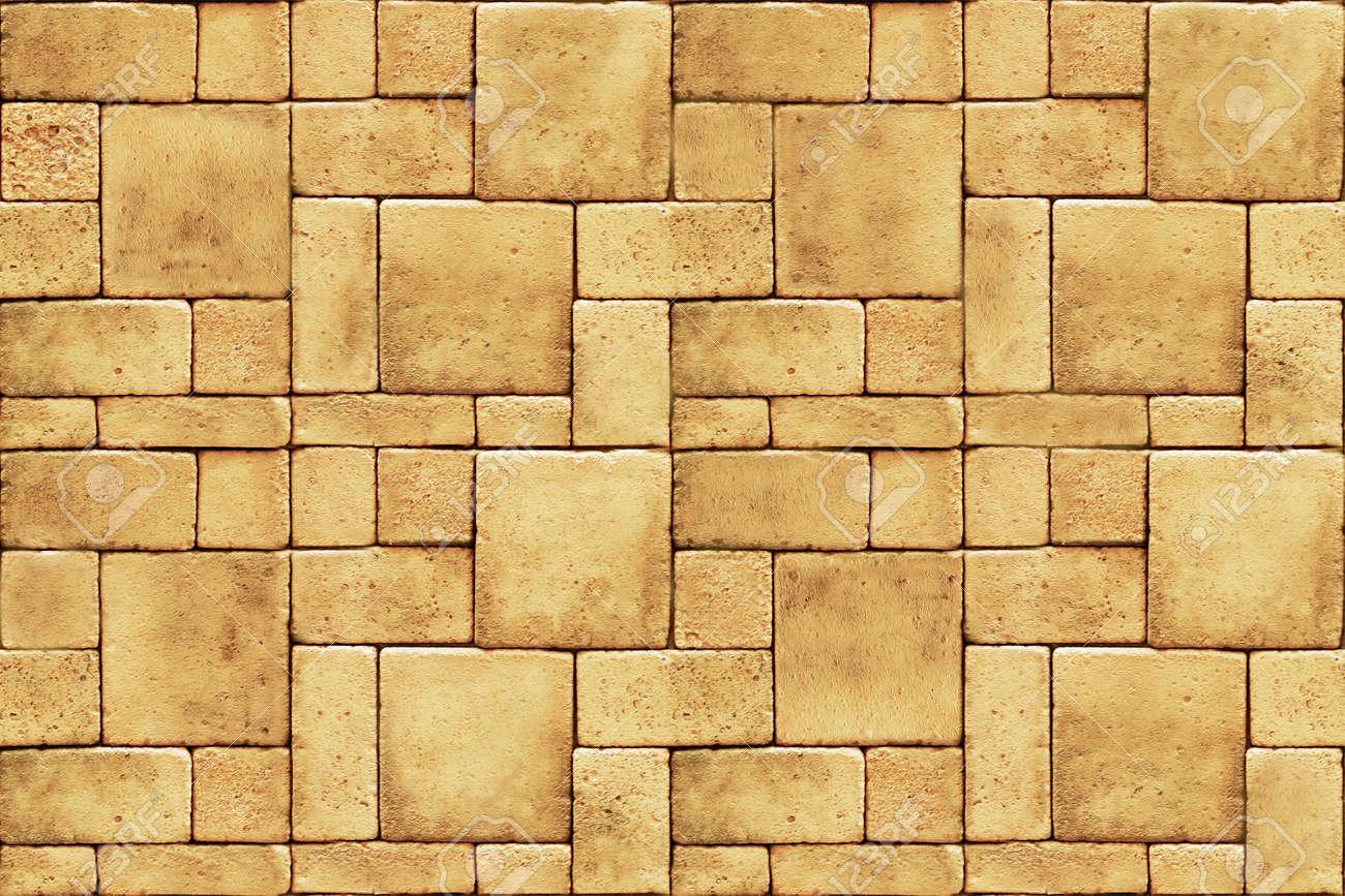 Stone Flooring Texture