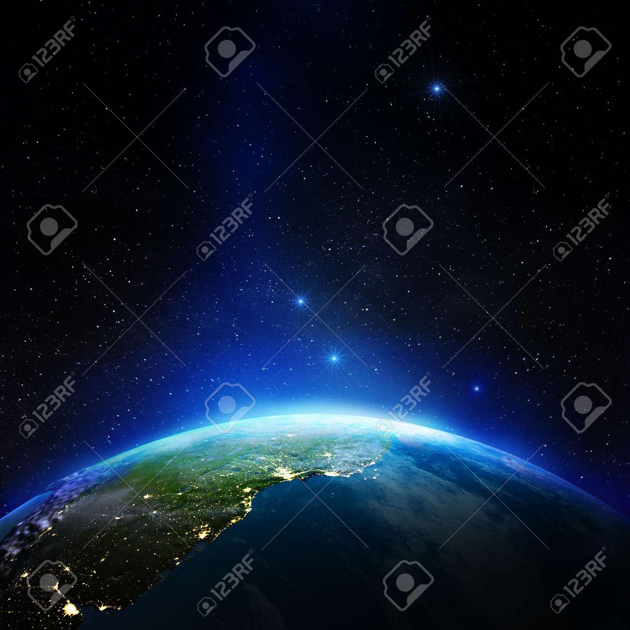 South America - Brazil. - 122137602