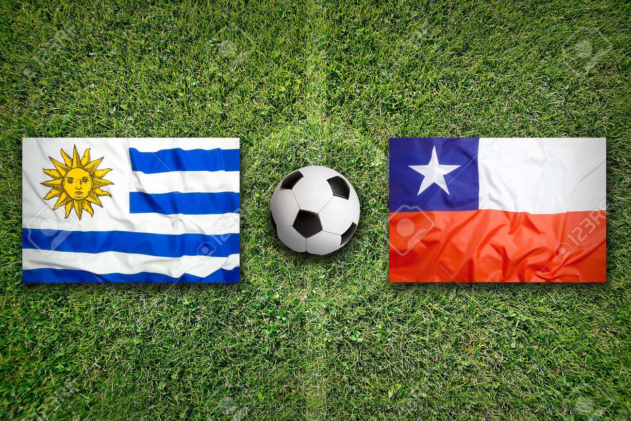 ウルグアイ 対 チリ