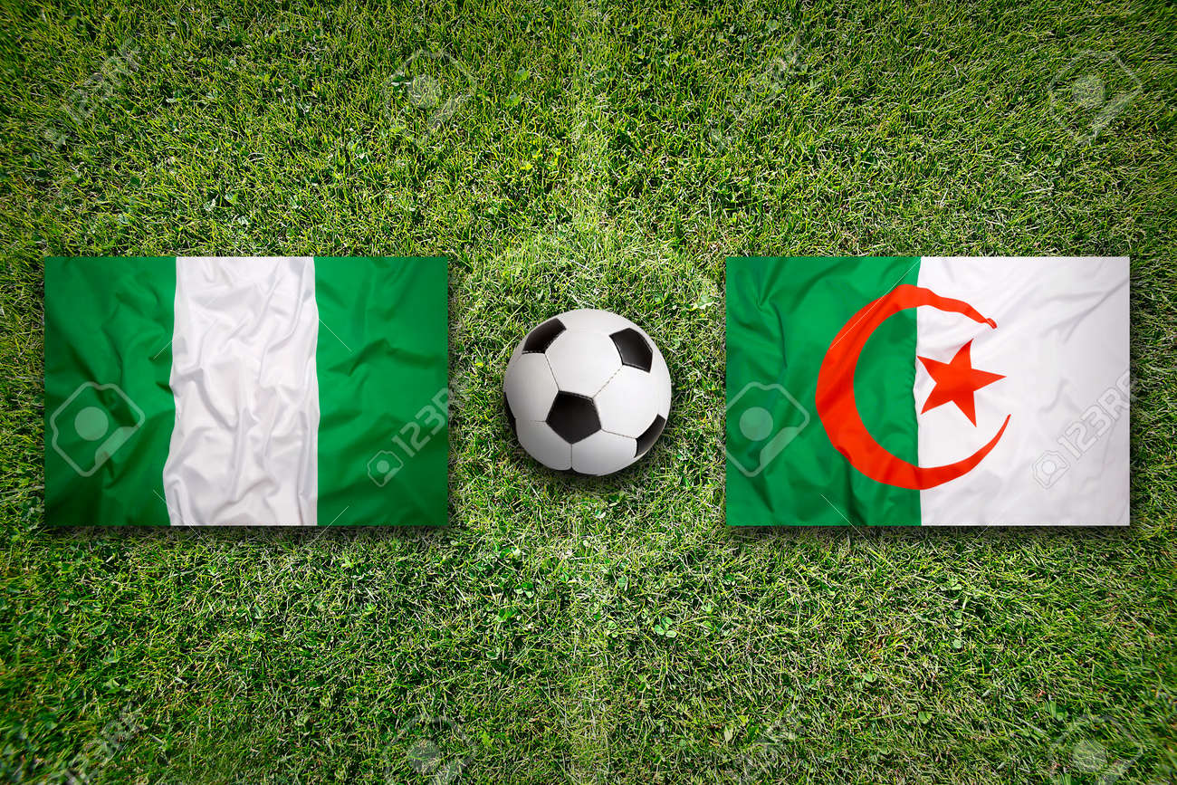 Image result for NIGERIA VS ALGERIA