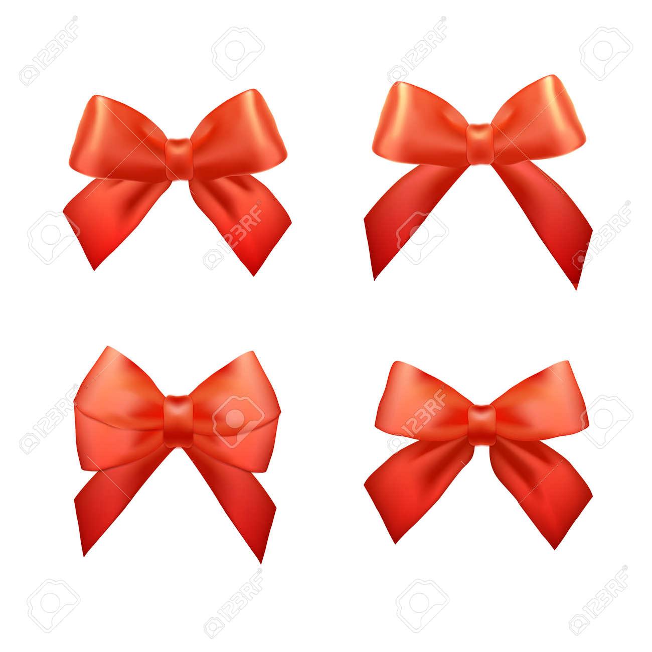 ribbons set for christmas gifts red gift vector bows with ribbons rh 123rf com free vector bowling pins free vector bowling ball