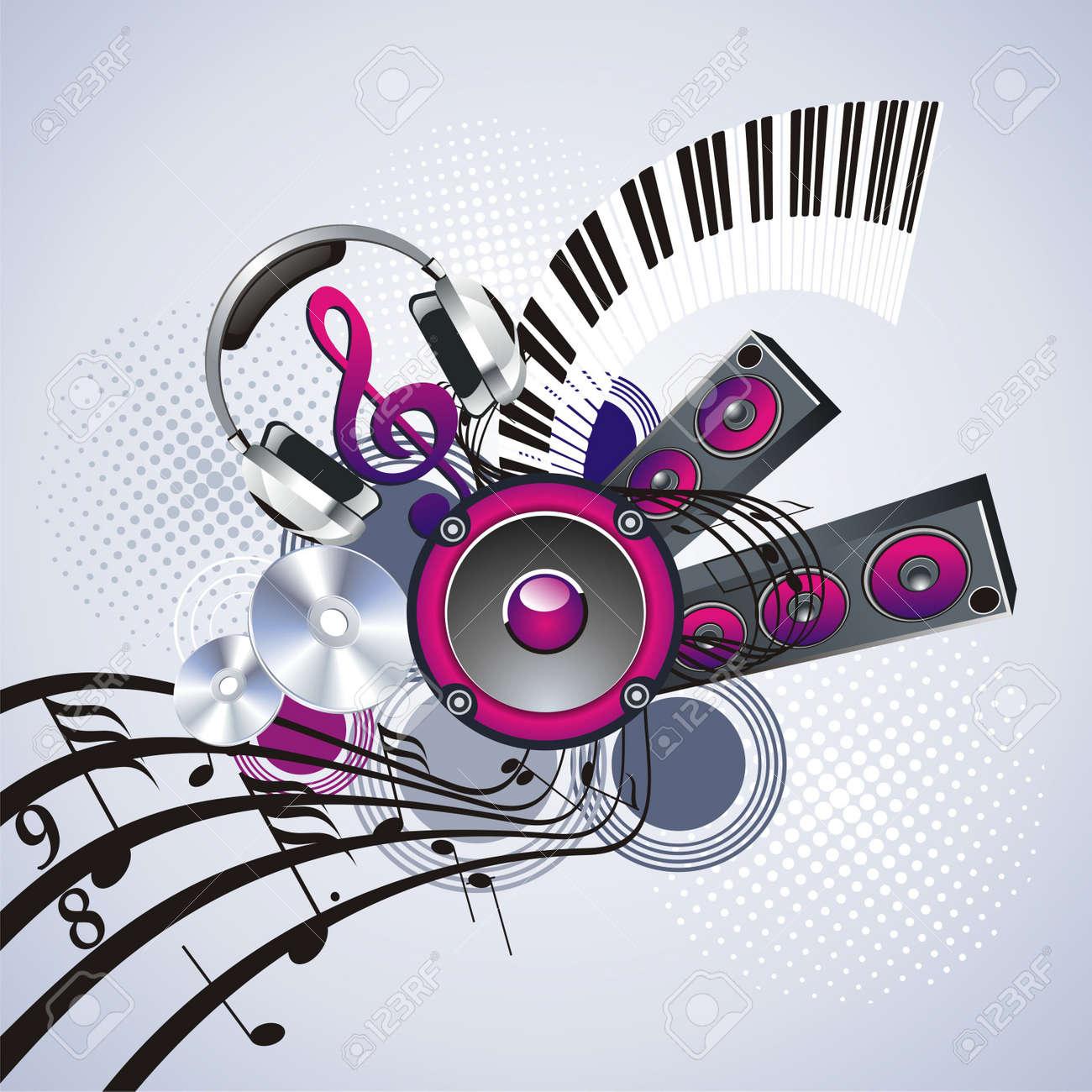 Símbolos Musicales Grunge
