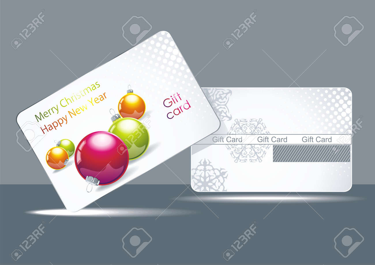 New Year Cards Stock Vector - 11349635
