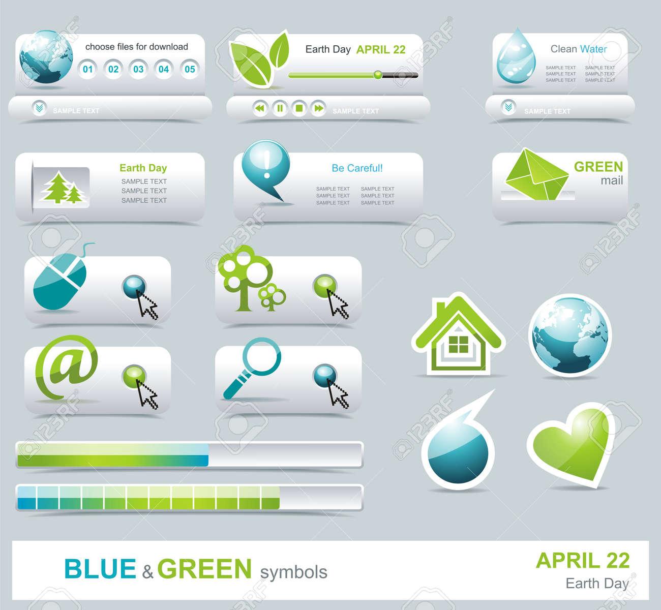 Diseño Web Marco De Vectores Ilustraciones Vectoriales, Clip Art ...