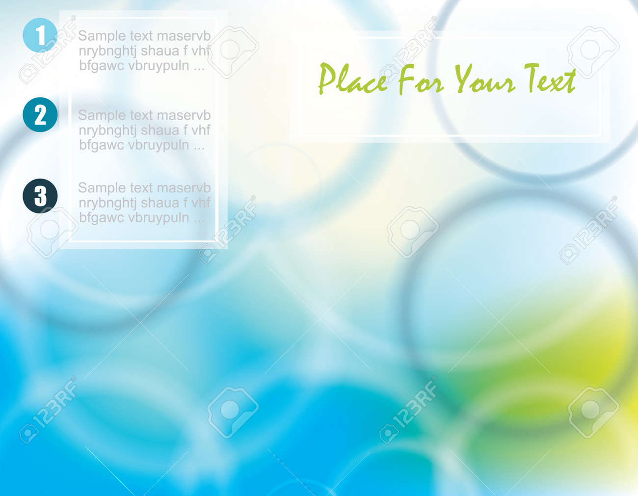 Abstract vector background Stock Vector - 14392895