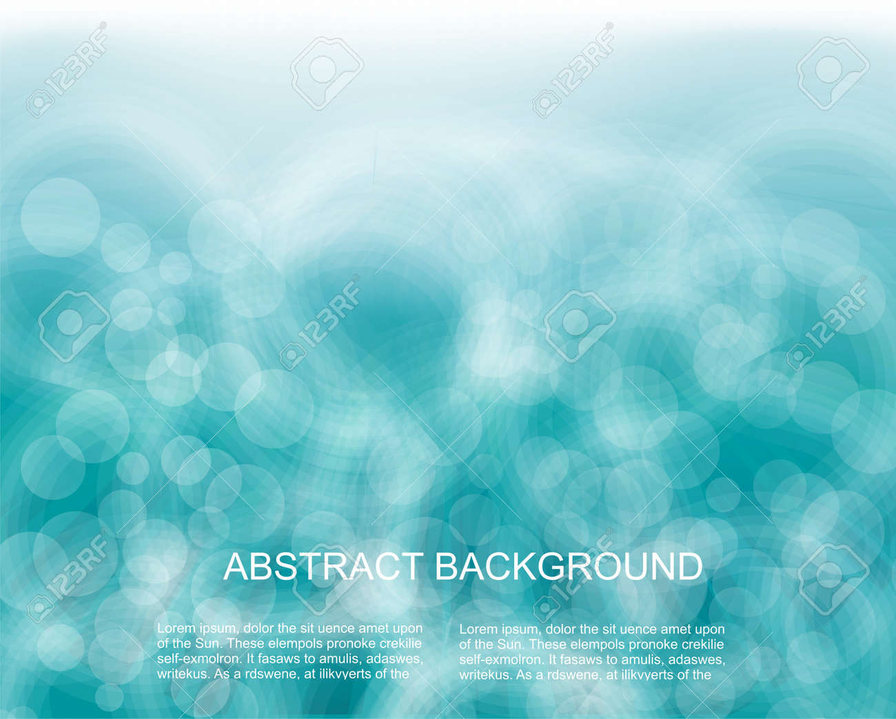 vector soft colored abstract background web and mobile interface