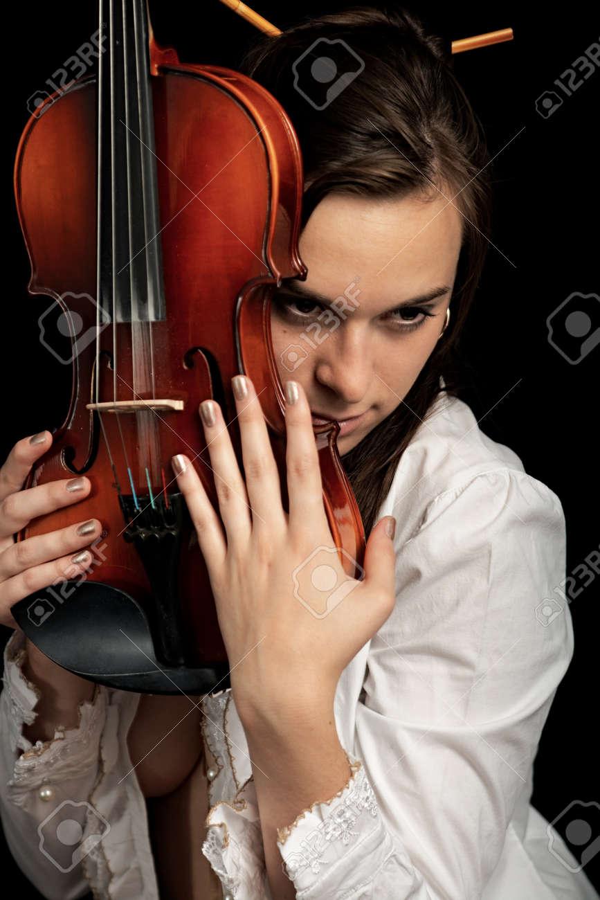violinist Stock Photo - 8840242