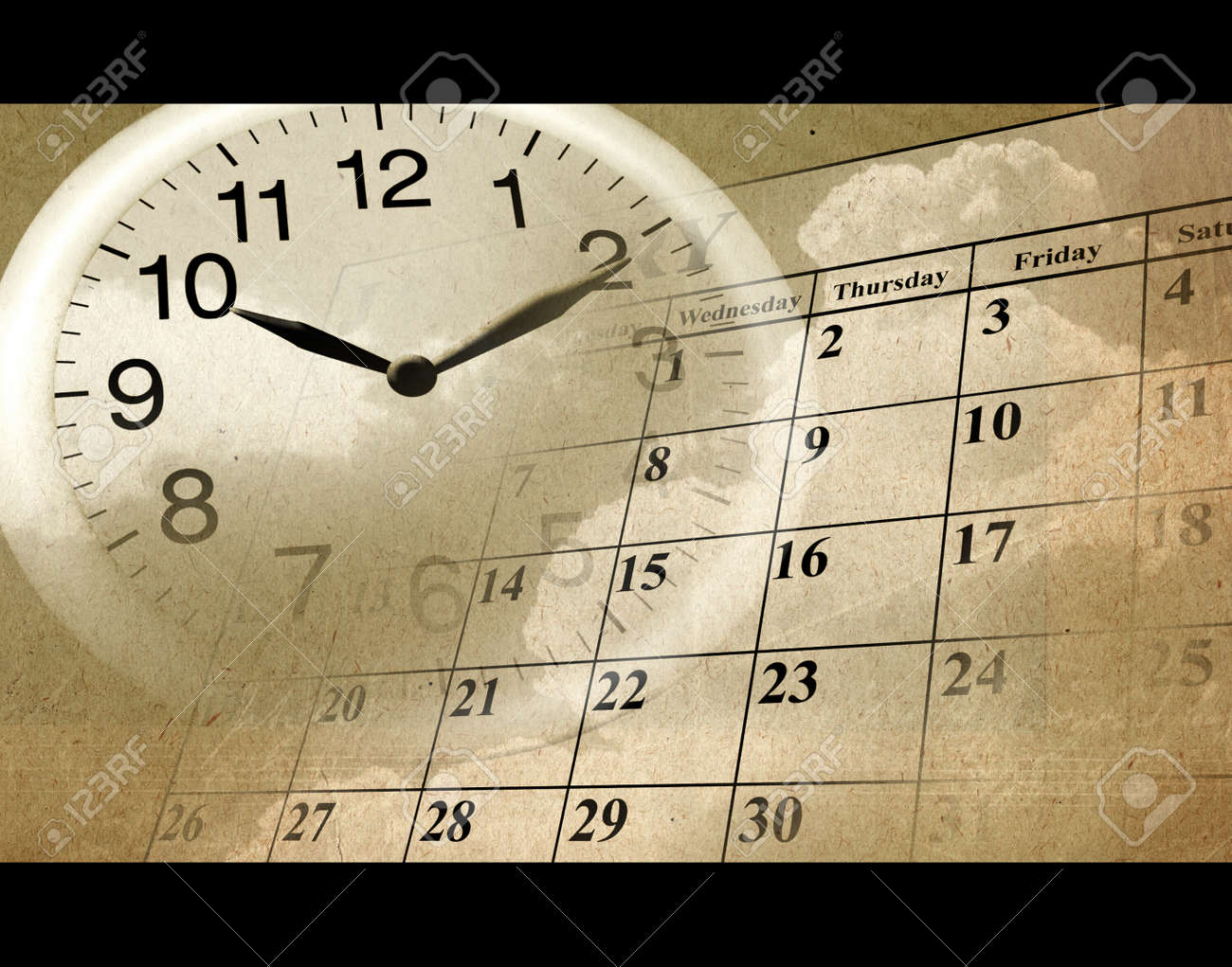 Time Elapse Stock Photo, Picture And Royalty Free Image. Image ...