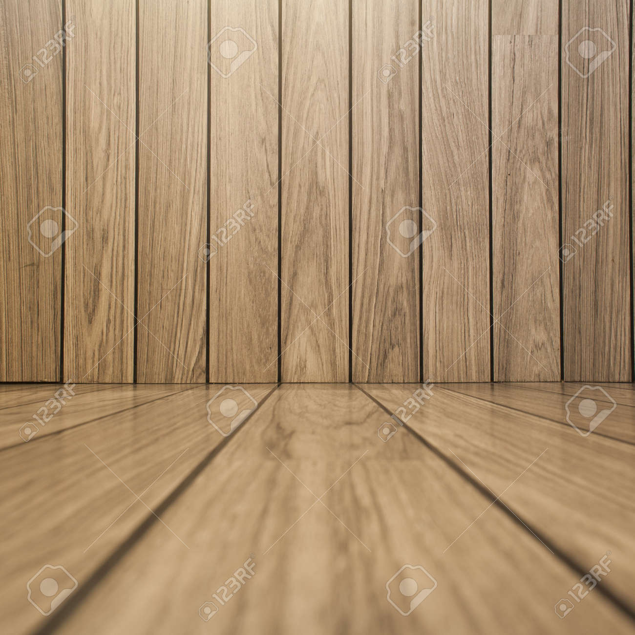 wall and floor siding wood background Stock Photo - 15158232
