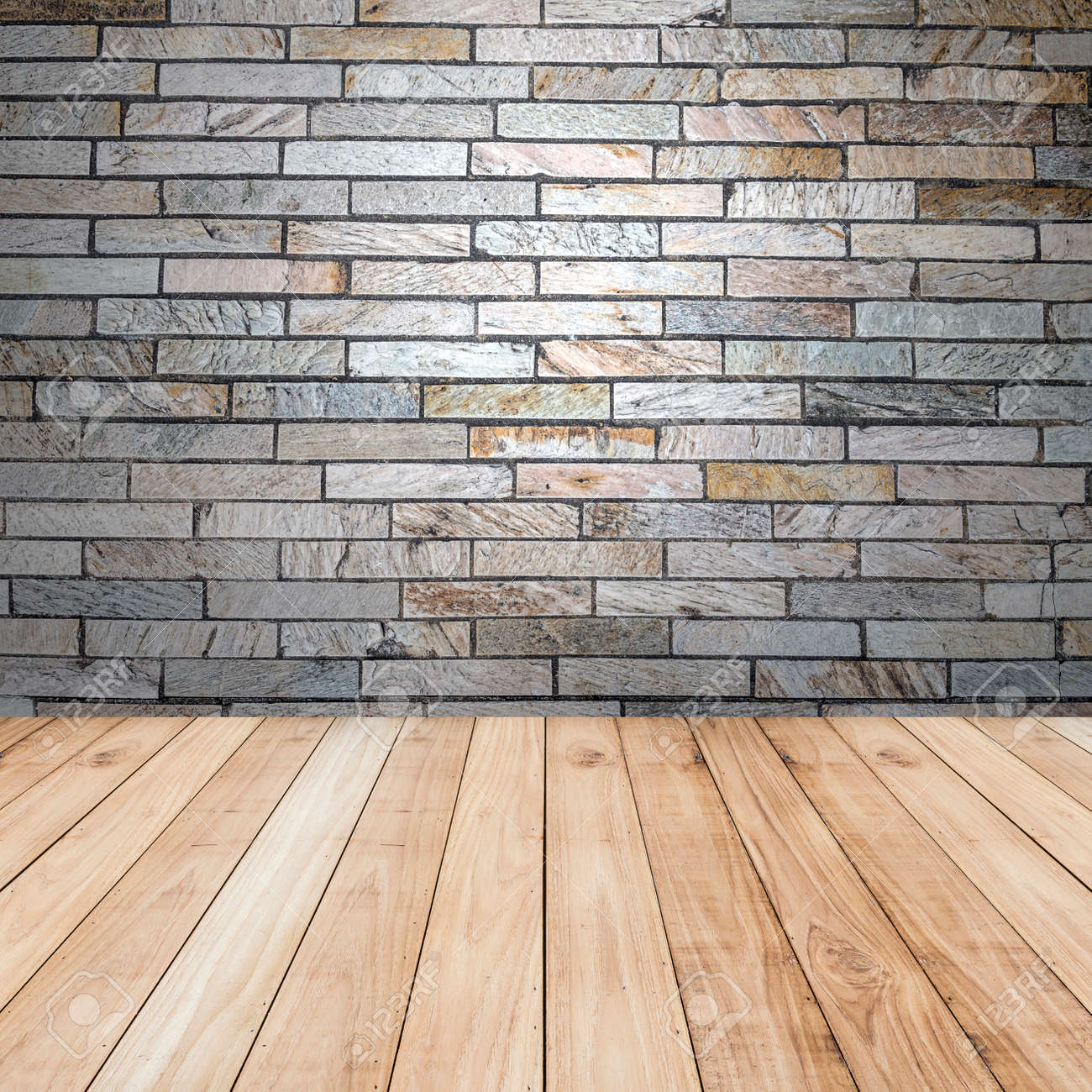Big Brown Floors Wood Planks Texture Background Wallpaper Stand