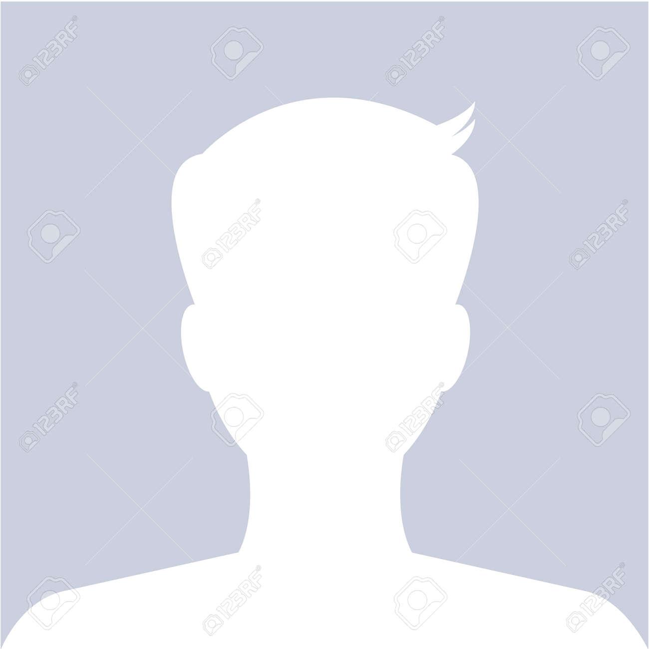 Mannlich Avatar Profilbild Einsatz Fur Soziale Website Vector Lizenzfrei Nutzbare Vektorgrafiken Clip Arts Illustrationen Image 30818238