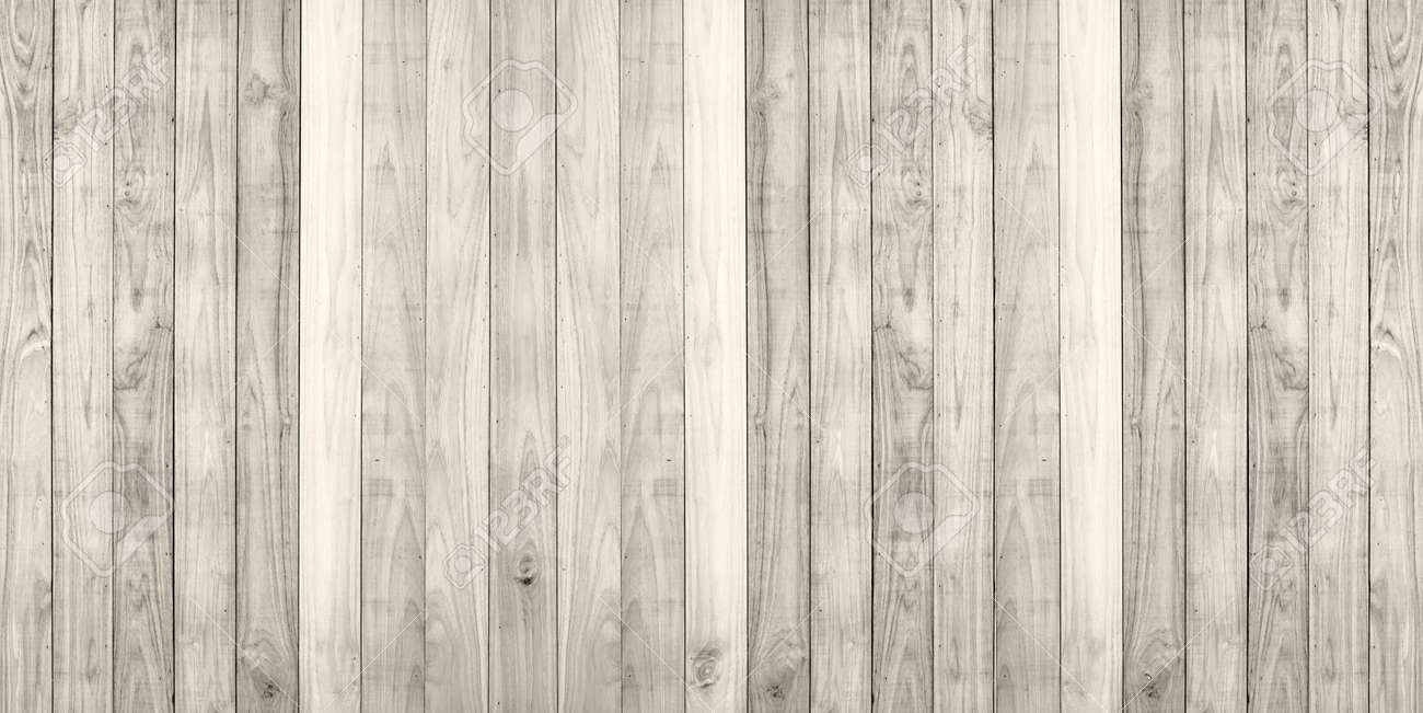 Brown wood plank wall texture background panorama - 32173539