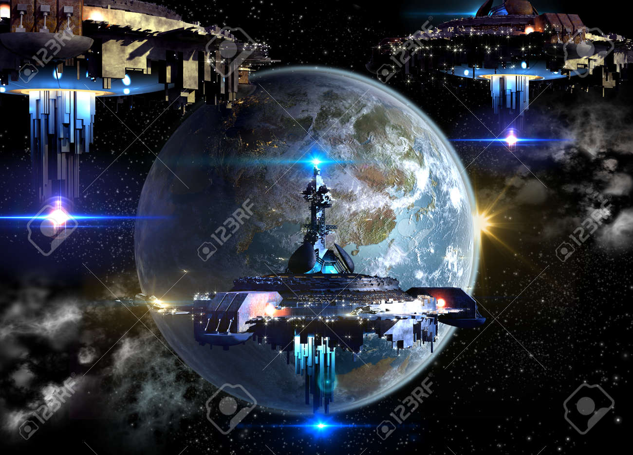 spaceship images u0026 stock pictures royalty free spaceship photos