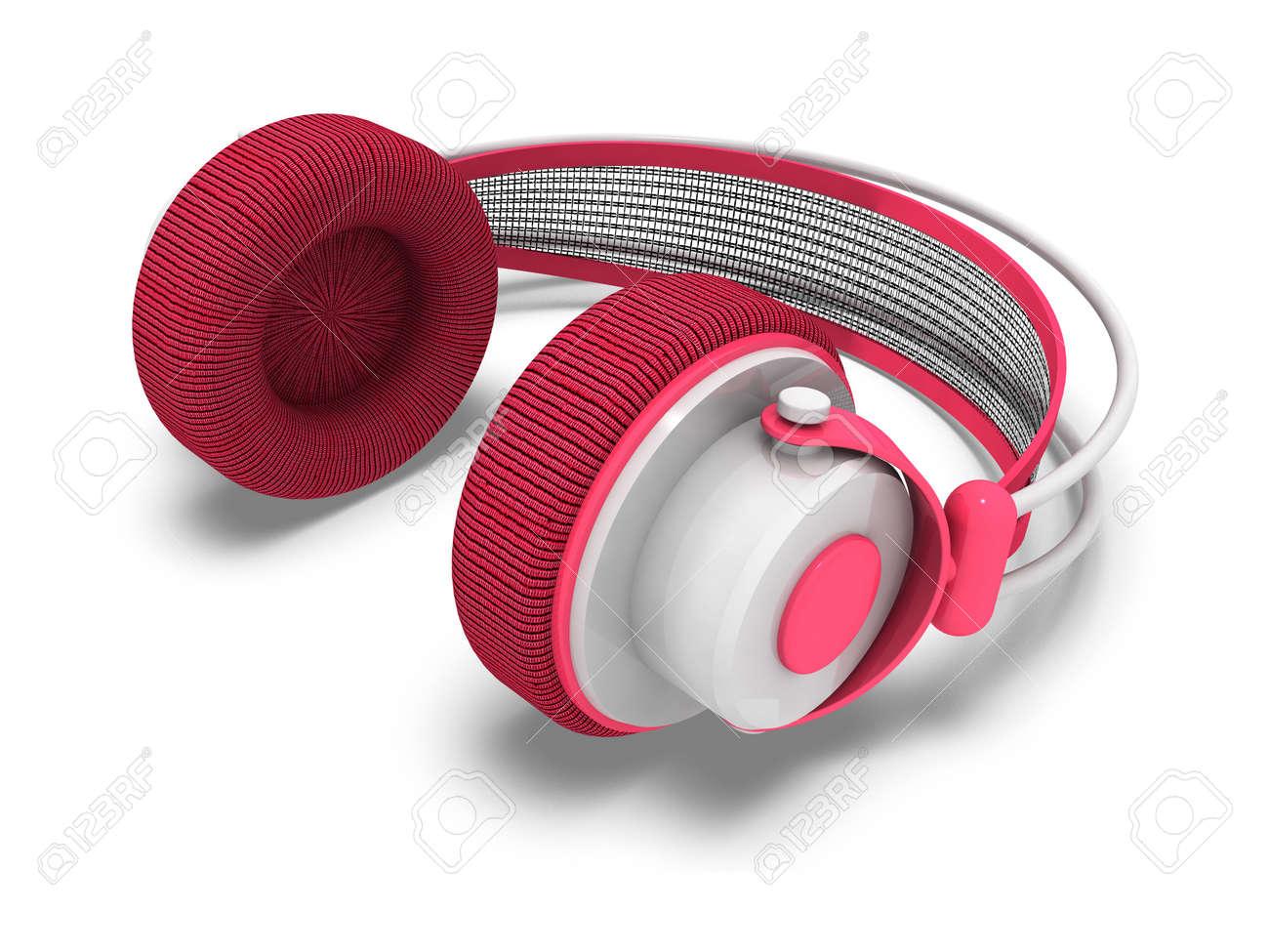Headphone Stock Photo - 14188425