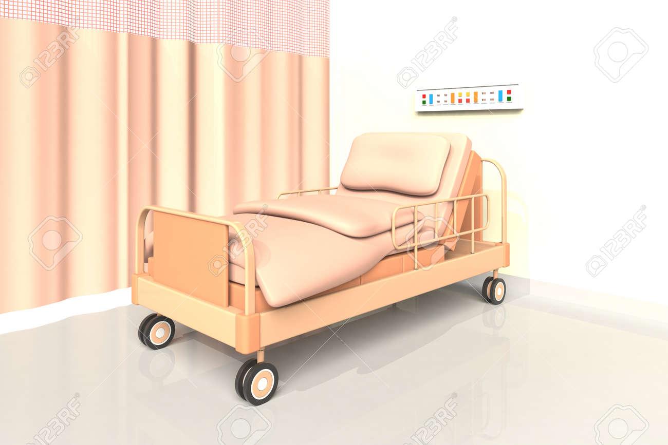 Rose Chambre Dhôpital De Couleur Banque Dimages Et Photos Libres