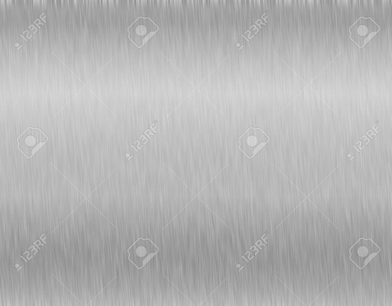 metal, stainless steel texture background with reflection - 133821901