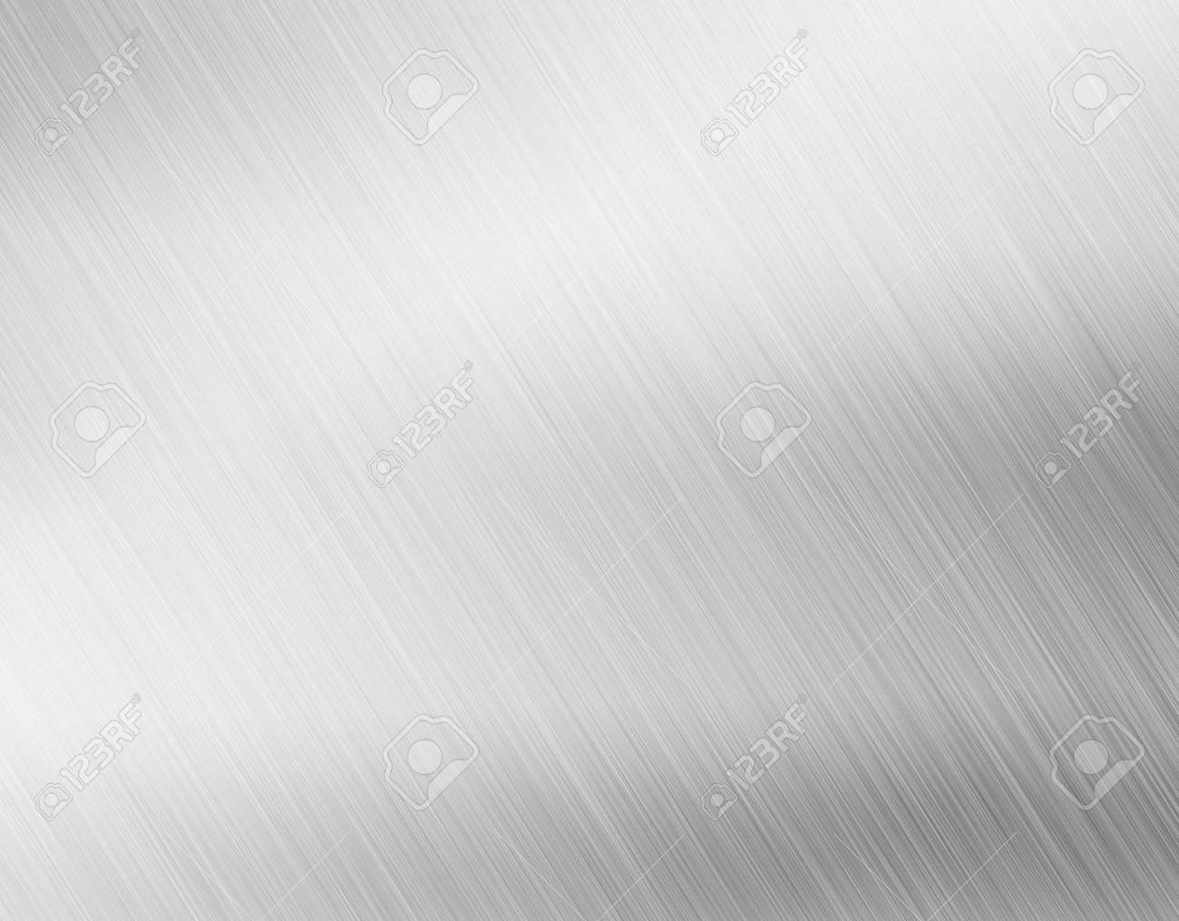 metal, stainless steel texture background with reflection - 139917826