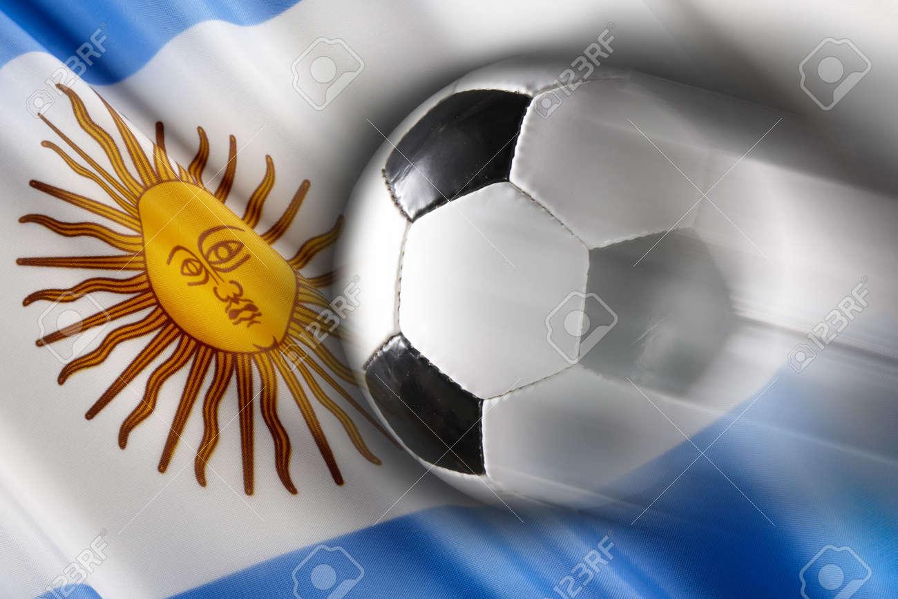 Resultado de imagen para FUTBOL BANDERA ARGENTINO