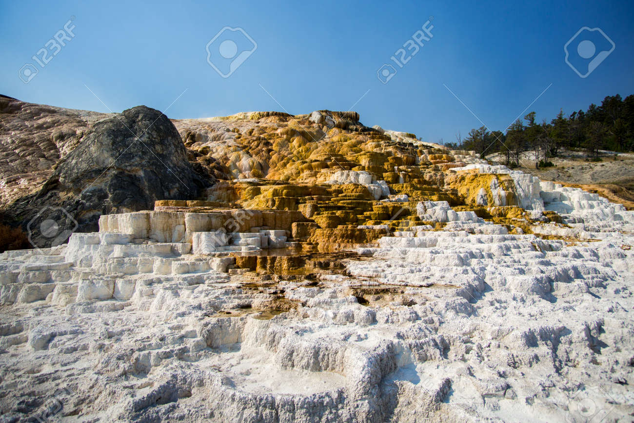 natural sulphur and salt formation stock photo picture and royalty