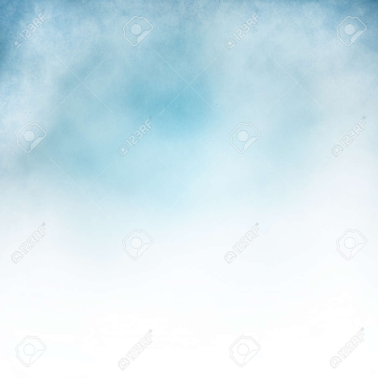 Abstract blue dirty paper texture background - 45136313