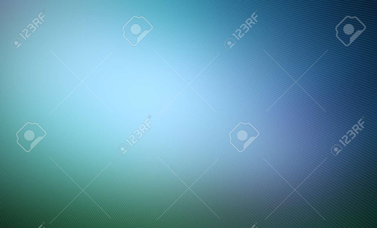 Immagini Stock Astratto Blu E Verde Sfondo Blured Defocused Luci