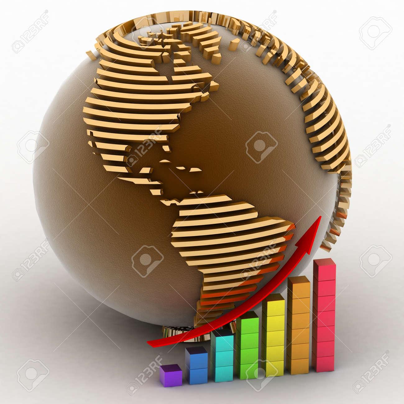 Global success concept Stock Photo - 11946706