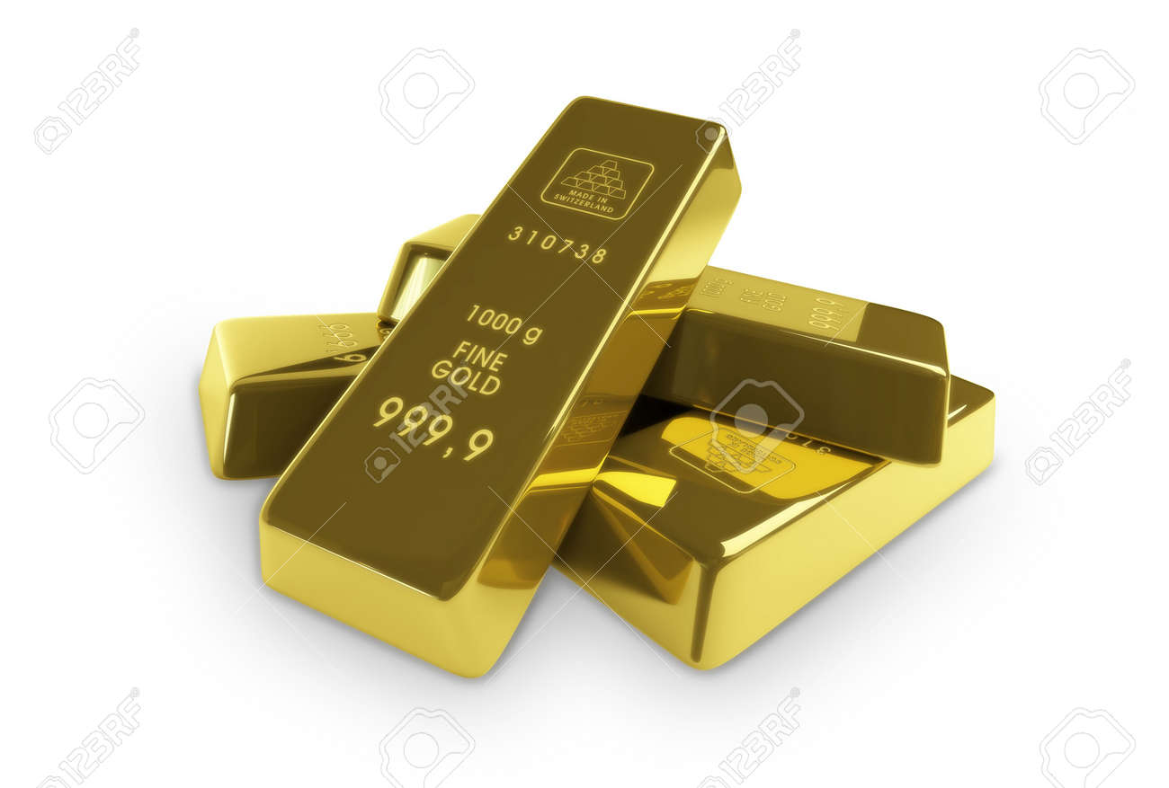 gold-bars Stock Photo - 4112329
