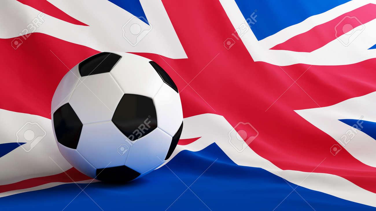 football great britain Stock Photo - 5664812