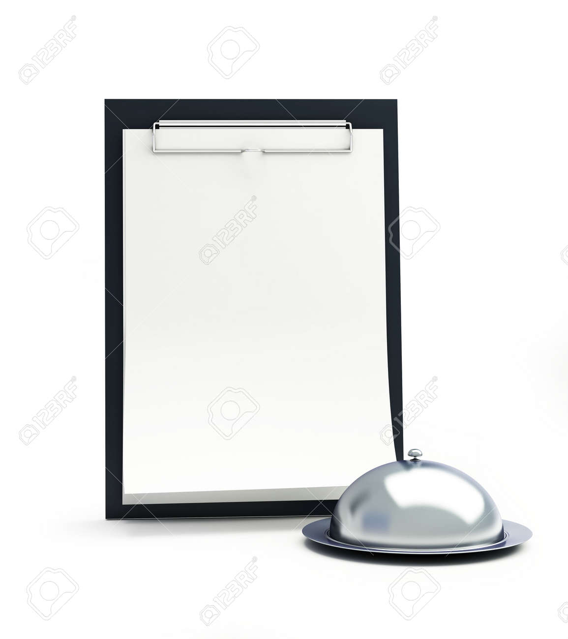 blank food on a white background Stock Photo - 7685730