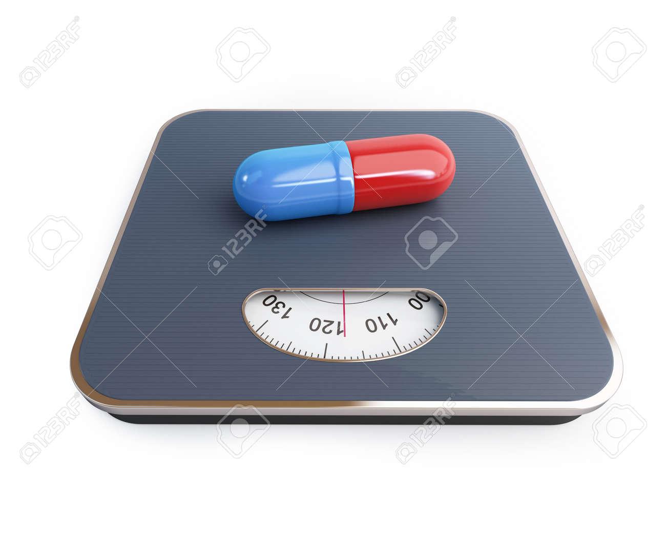 Pastillas para perdida de peso