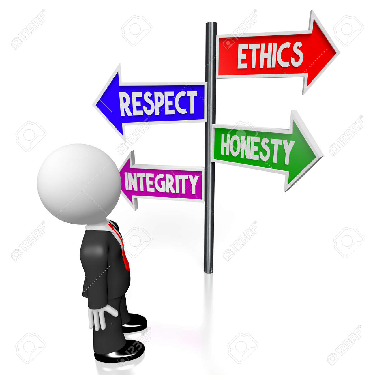 3d ethics respect honesty integrity concept stock photo 3d ethics respect honesty integrity concept stock photo 76493359 biocorpaavc Image collections