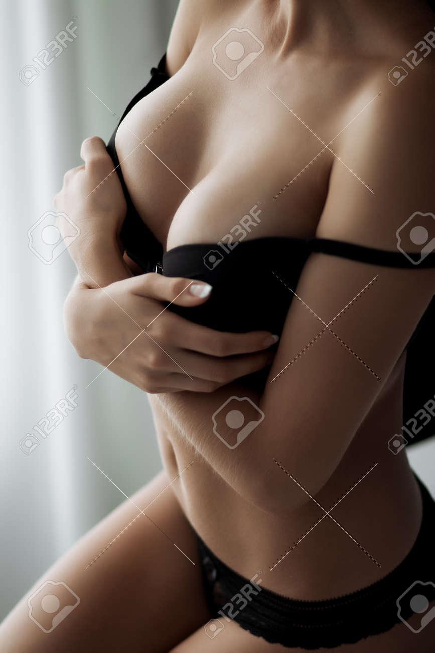 Big natural tits brunette fuck