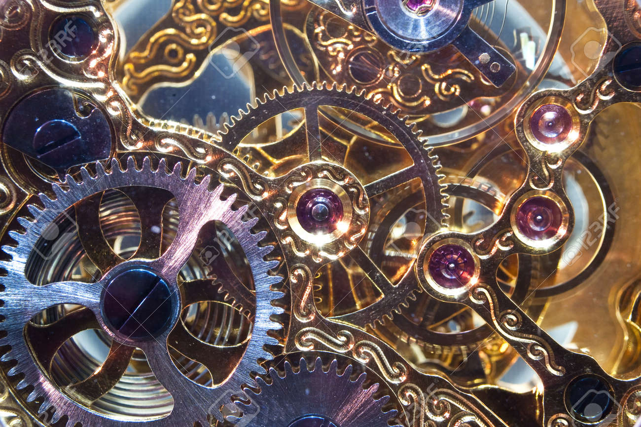 Clockwork - 8249930