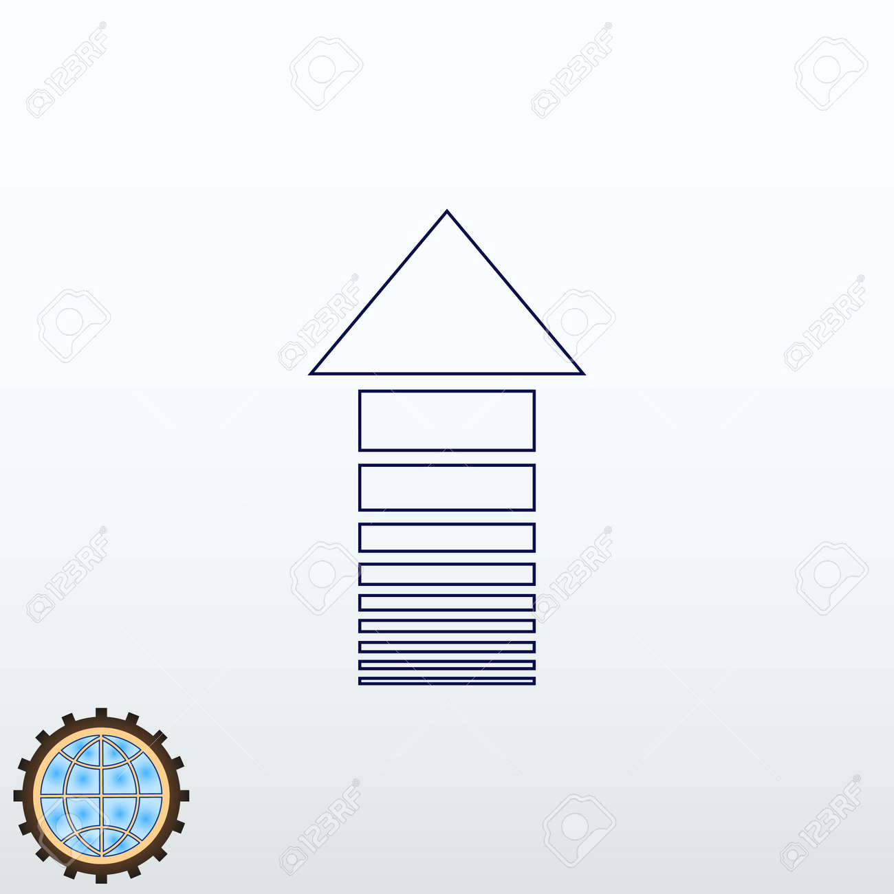 Arrow indicates the direction icon vector illustration royalty free arrow indicates the direction icon vector illustration banco de imagens 83393989 ccuart Images