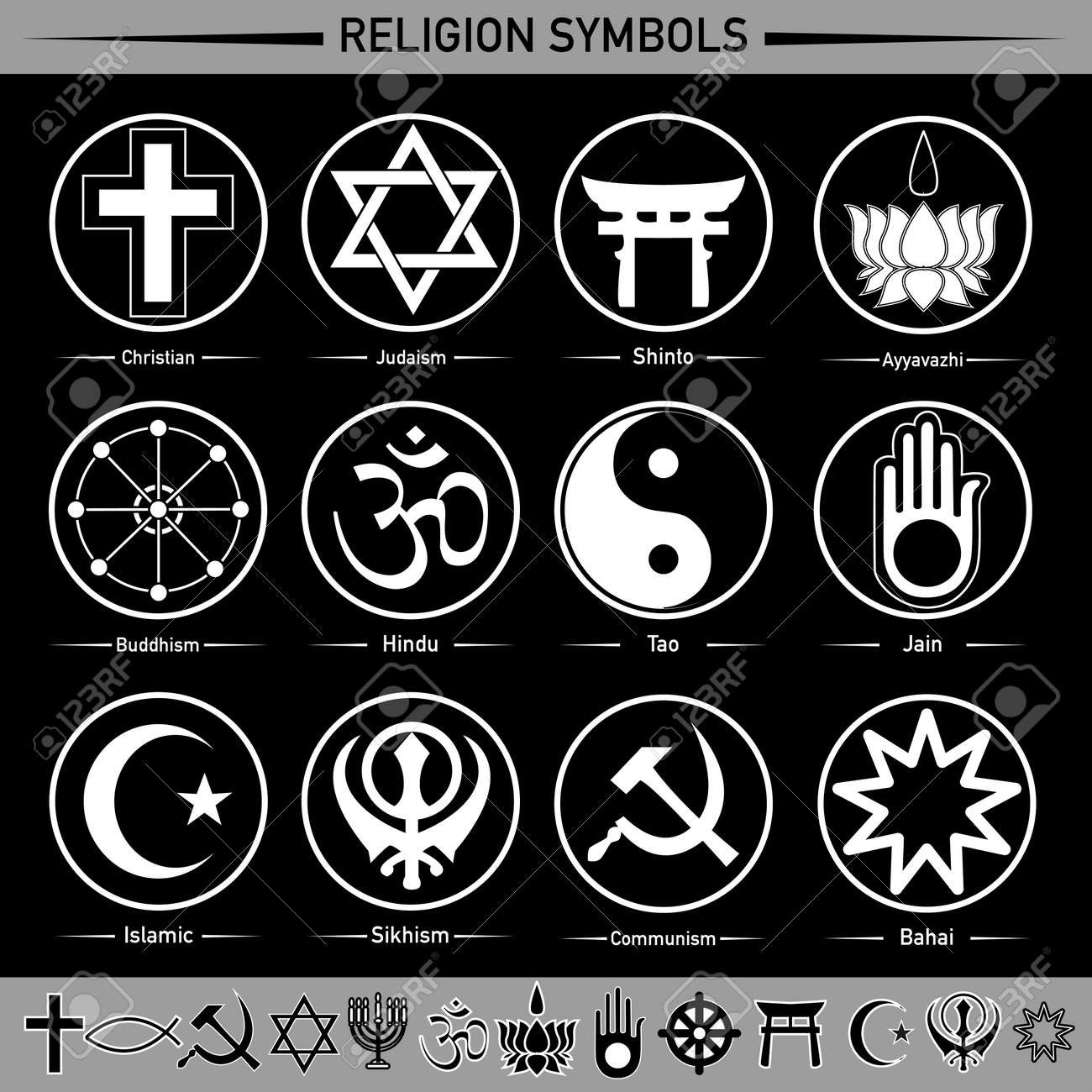Religious Symbols Stock Photos Royalty Free Religious Symbols Images