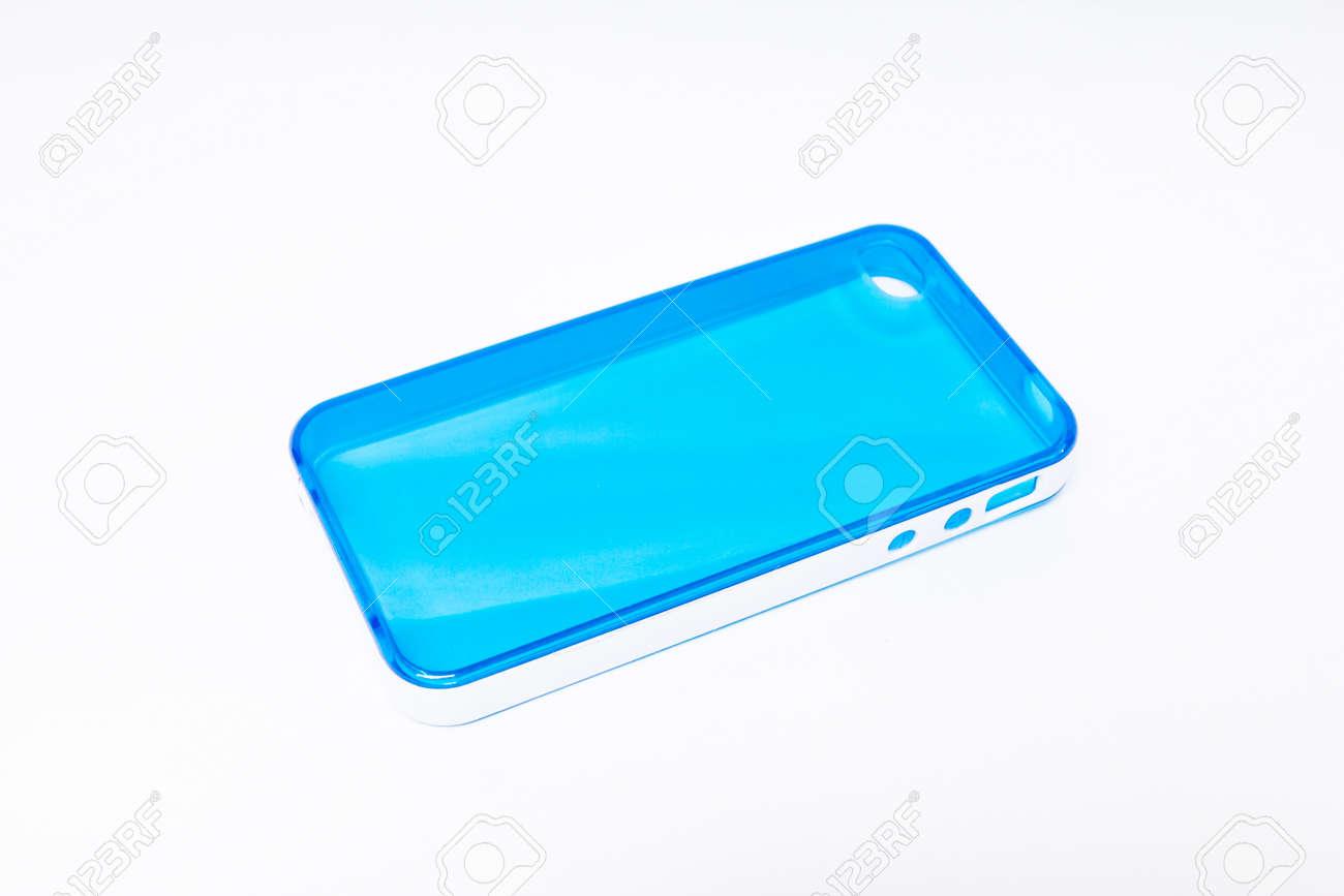 Immagini Stock Custodia Per Cellulare Su Sfondo Bianco Image 34997162