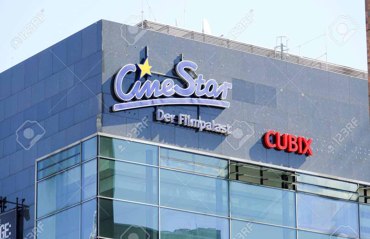 Cinestar Cubix Movie Theater At Berlin Alexanderplatz Berlin Stock Photo Picture And Royalty Free Image Image 62651286