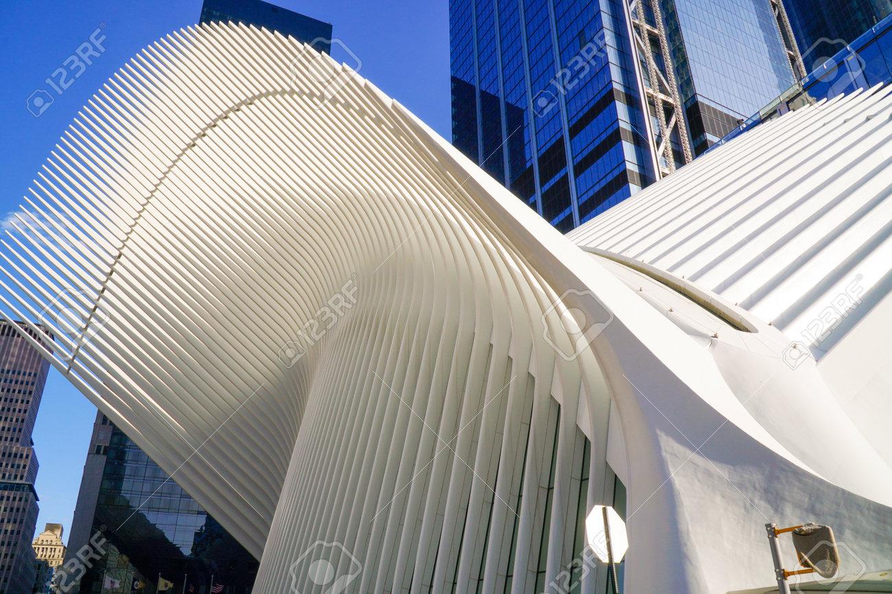 Amazing Westfield World Trade Center