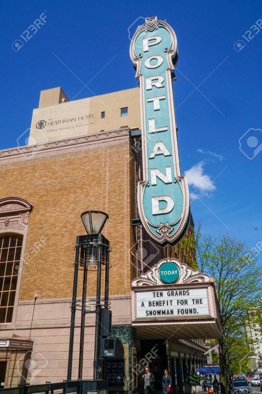 Portland Theater Arlene Schnitzer Concert Hall PORTLAND - Schnitzer concert hall portland