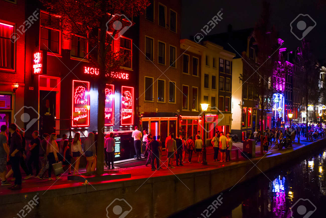 Moulin rouge bar and sex shop in amsterdam red light district moulin rouge bar and sex shop in amsterdam red light district amsterdam the aloadofball Image collections