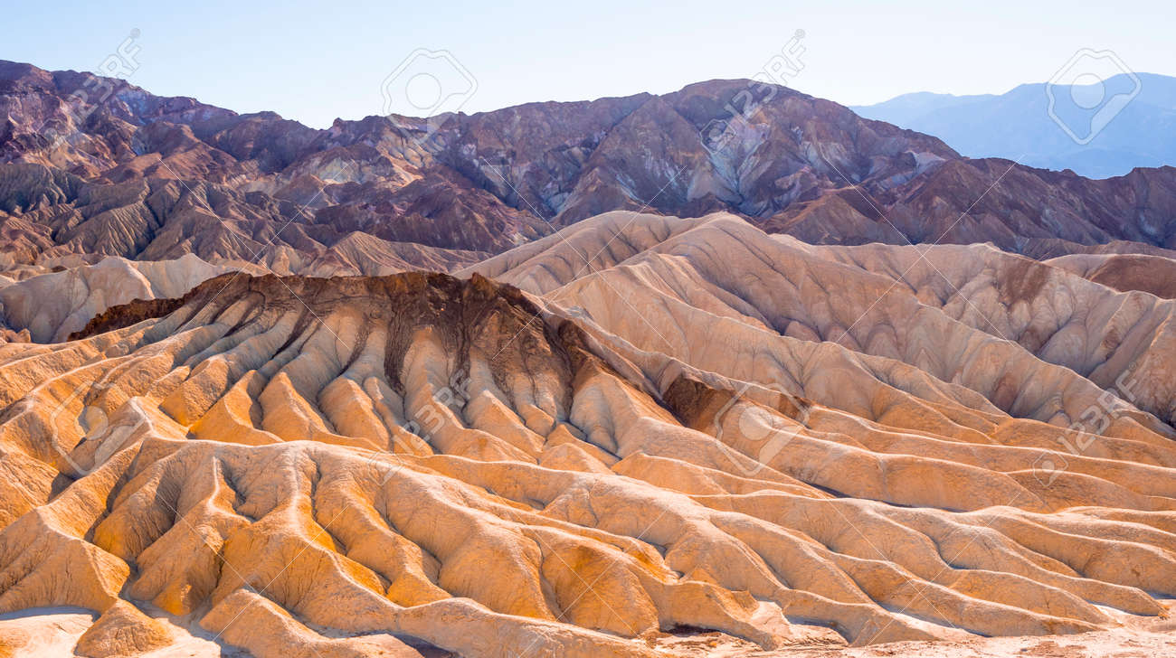 death valley national park in california wonderful rocky