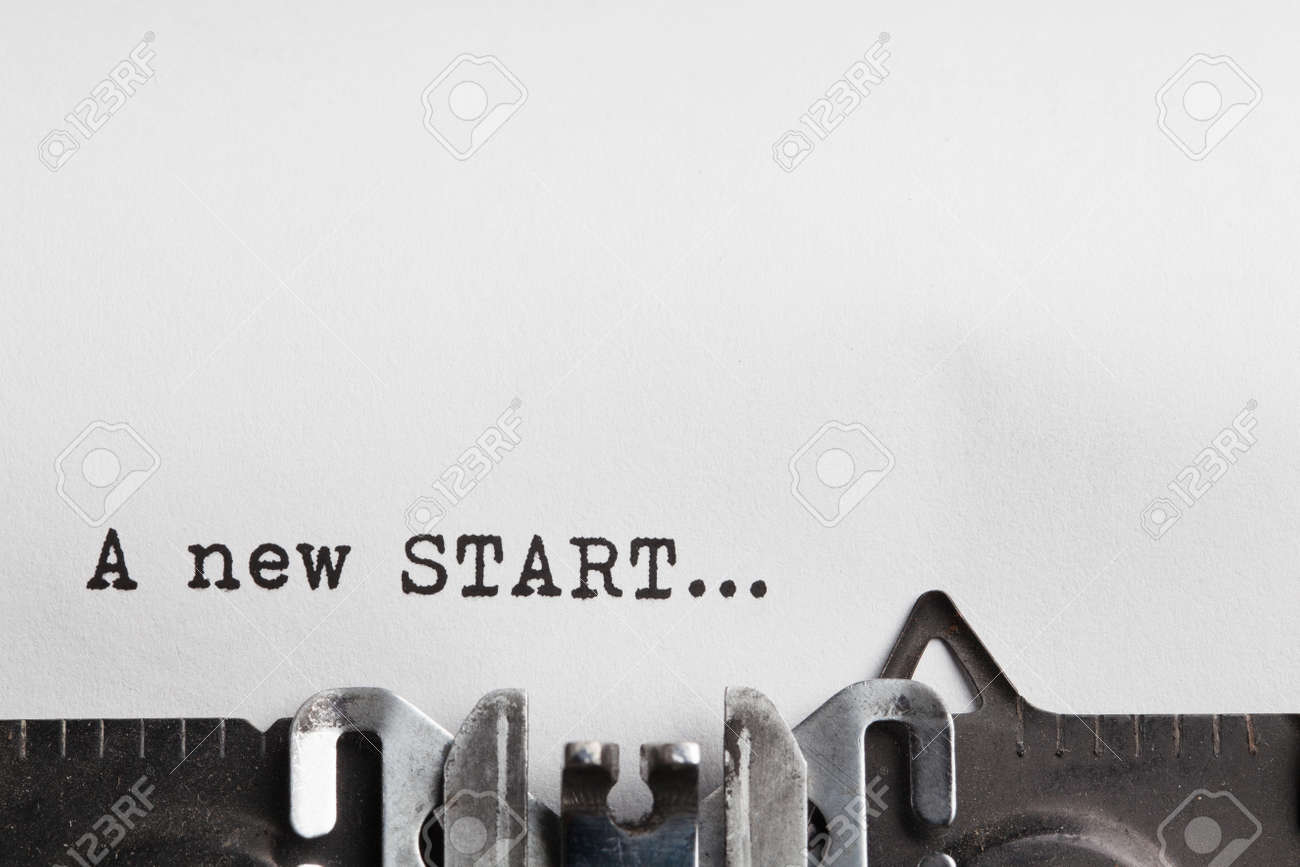new start and new life - 44056756
