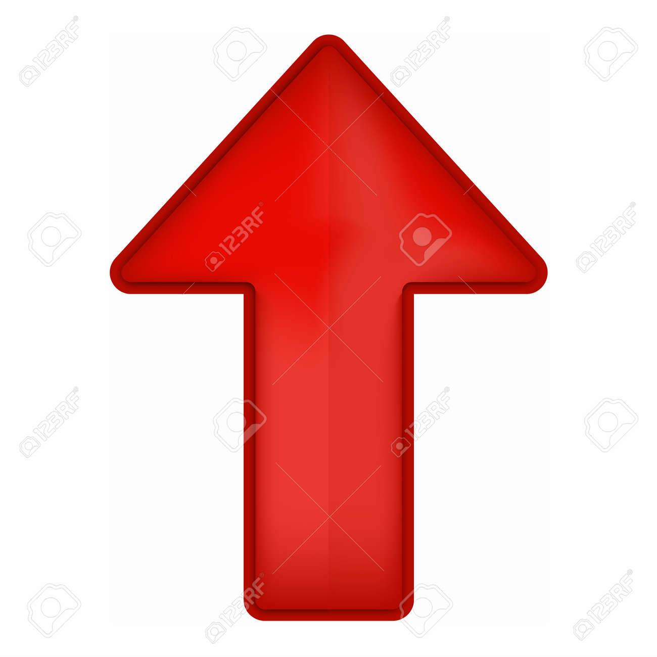 赤い矢印はベクトルのイラスト素材ベクタ Image 40444504