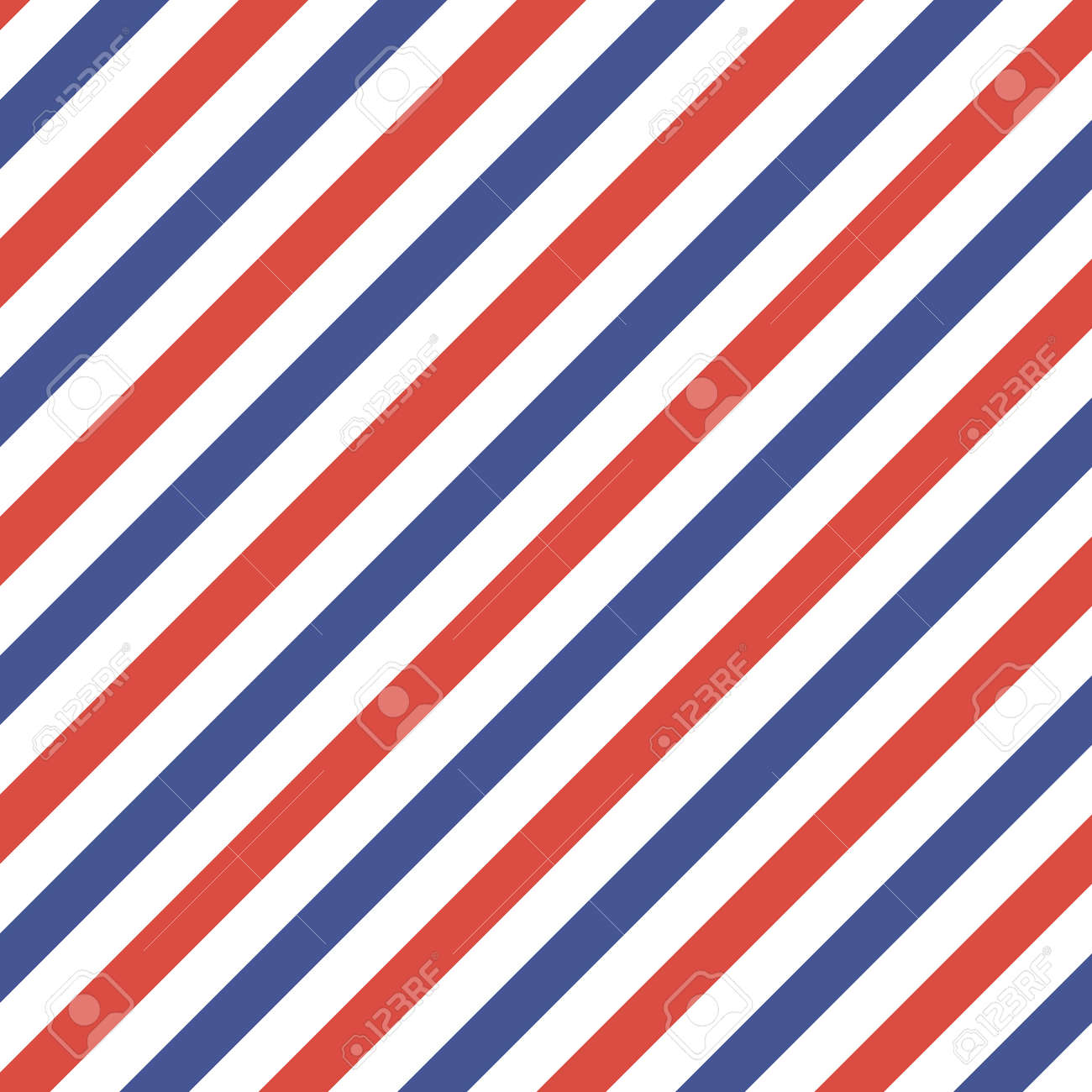 Vector Barber Pole Wallpaper Background